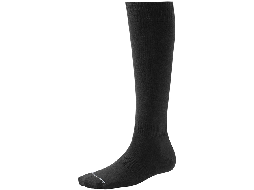 Smartwool Men's Over-the-Calf Boot Sock Merino Wool and Nylon