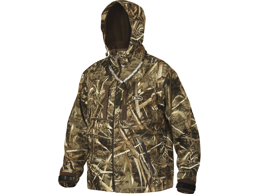 Drake Men's LST Guardian Refuge HS 3-Layer Systems Coat