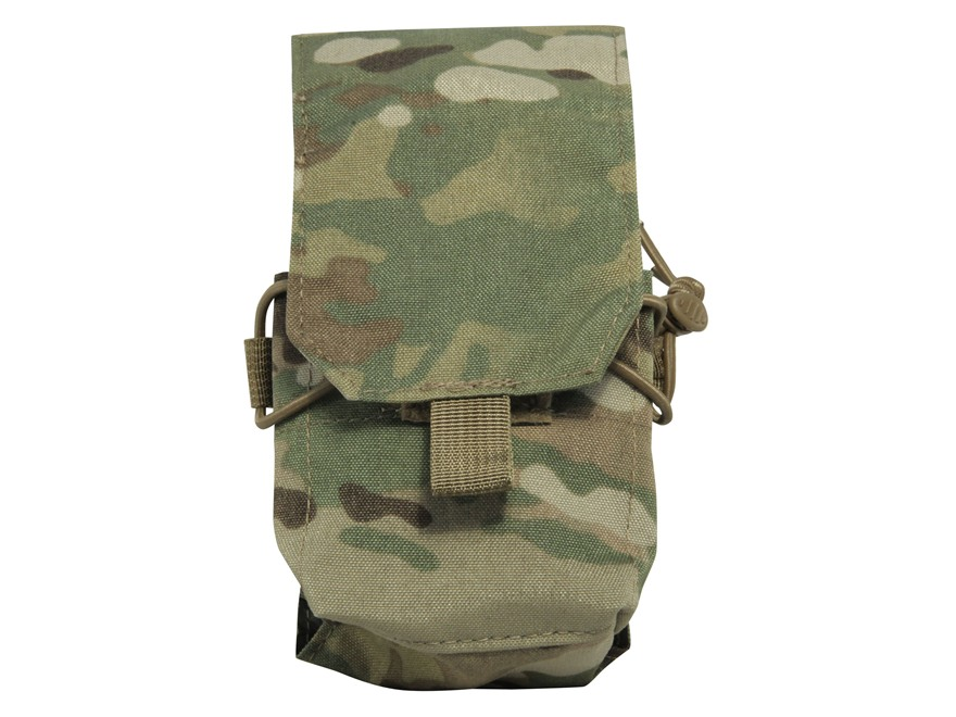 Tactical Tailor Fight Light MOLLE 7.62 Double Mag Pouch