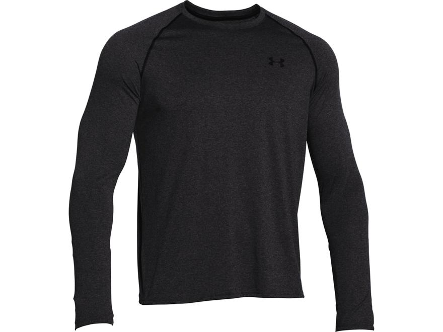 Under Armour Men's UA Tech Shirt Long Sleeve Polyester