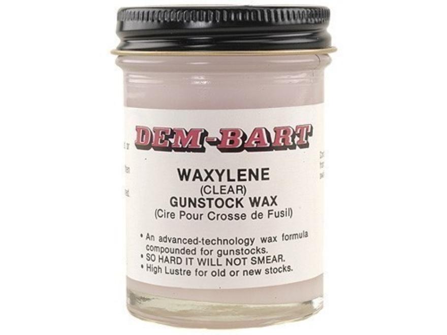Dem-Bart Waxylene Gunstock Wax 2 oz