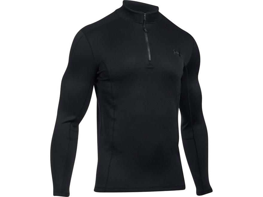 Under Armour Men's UA Ridge Reaper Merino 1/4 Zip Base Layer Shirt Long Sleeve Nylon/Me...