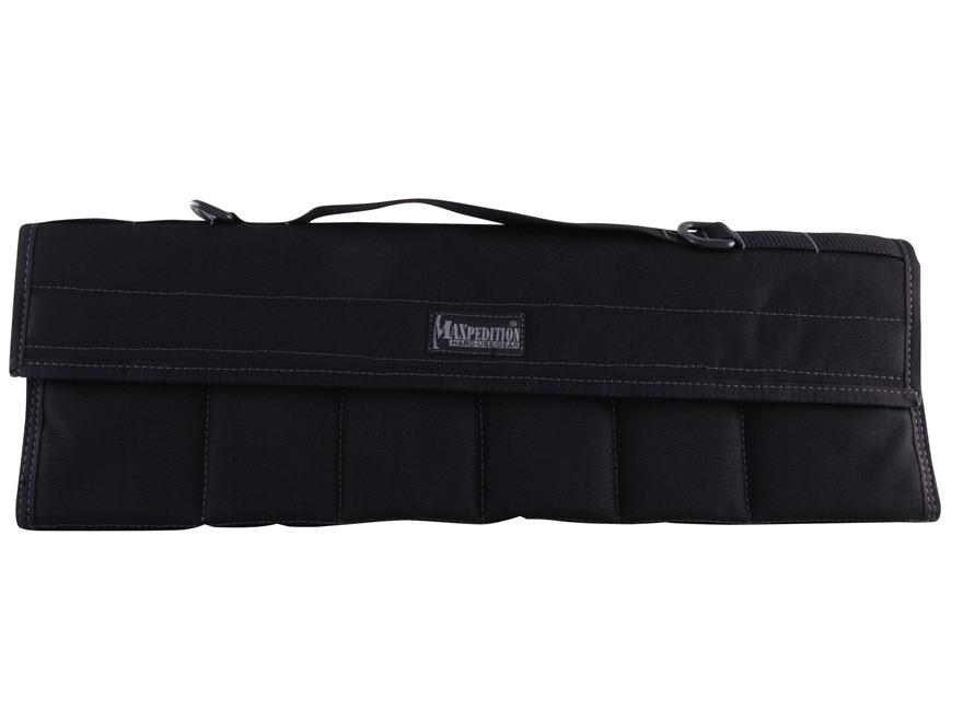 Maxpedition Dodecapod 12 Knife Carry Case Nylon Black
