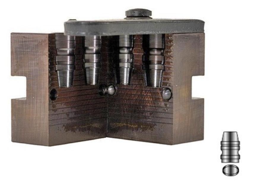 Lyman 2-Cavity Bullet Mold #410610 41 Magnum (410 Diameter) 215 Grain Semi-Wadcutter Ga...