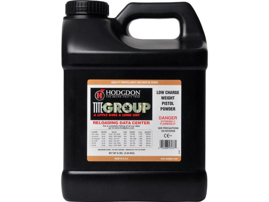 Hodgdon Titegroup Smokeless Powder