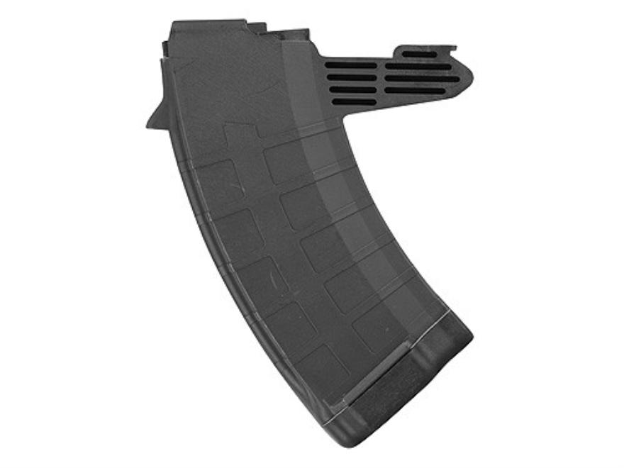 TAPCO Magazine SKS 7.62x39mm 10-Round Polymer Black