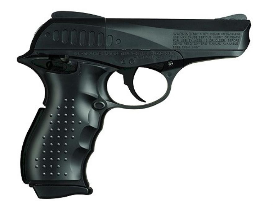 Daisy 008 Air Pistol 177 Caliber BB and Pellet Black Polymer Grips Matte