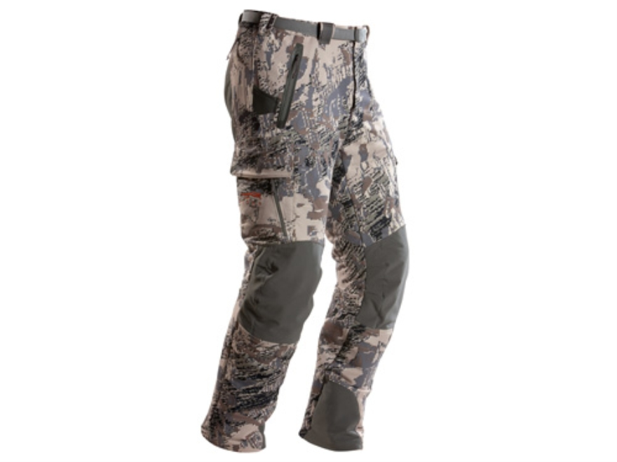 Sitka Gear Men's Timberline Tall Pants Polyester Gore Optifade Open Country Camo 34 Wai...