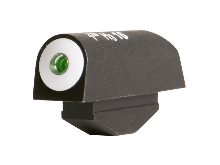 XS Express Front Night Sight S&W J-Frame, Ruger SP101 Matte Tritium Big Dot Pinned Front