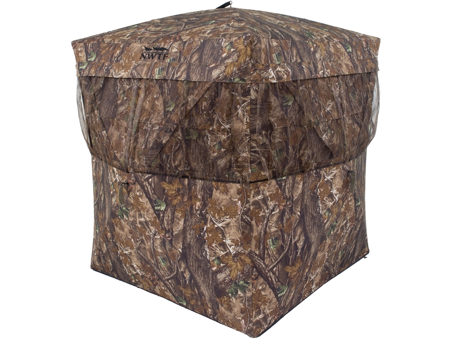 ALPS Outdoorz Thicket Ground Blind Shadow Flauge Camo