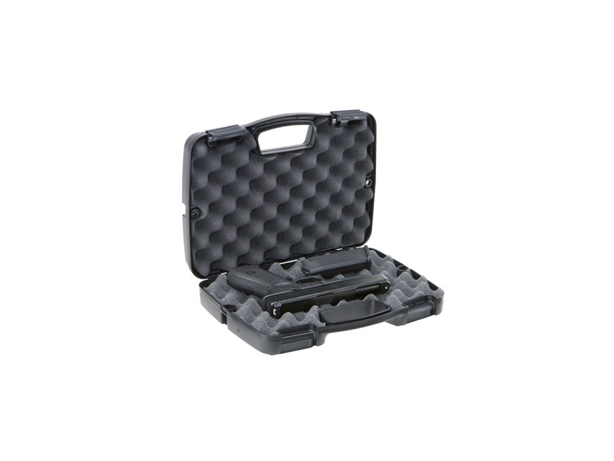 "Plano Gun Guard SE Single Scoped Pistol Case 13.5"" Black"
