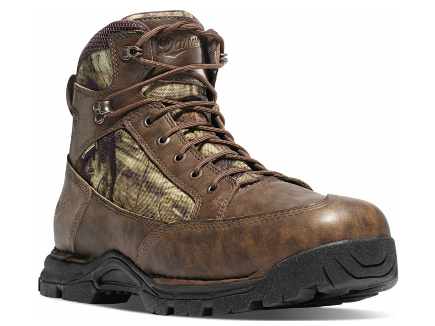 Danner Pronghorn 6 Waterproof Uninsulated Hunting Boots Leather Nylon