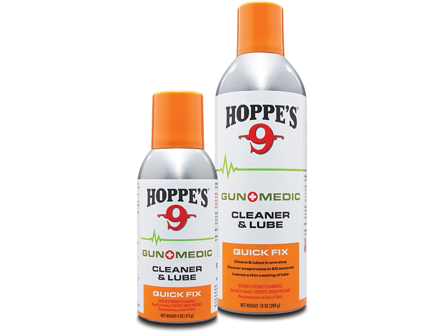 Hoppe's Gun Medic Quick Fix Cleaner and Lube Aerosol