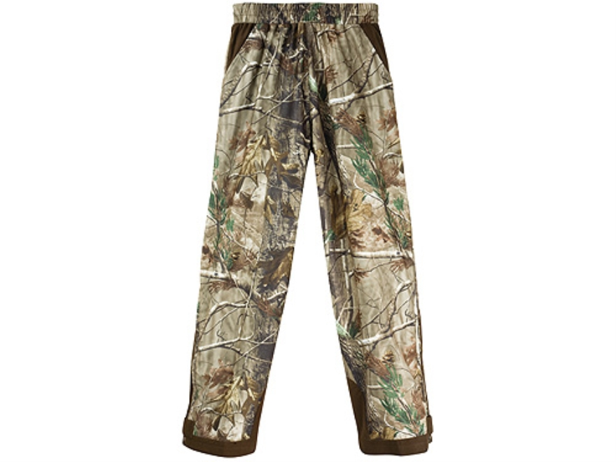 "Rocky Men's ProHunter Rain Pants Polyester Realtree AP Camo Large 35-38 Waist 32"" Inseam"