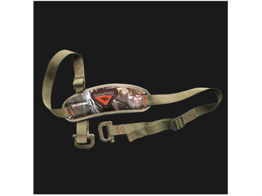Game Plan Gear Bow Sling Polyester Realtree AP Camo