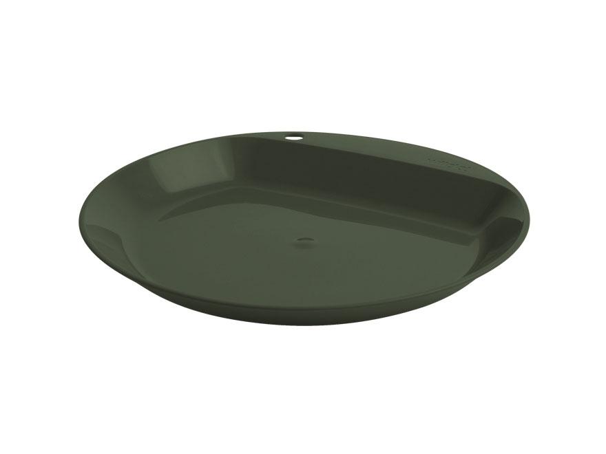Wildo Flat Camper Plate Polymer