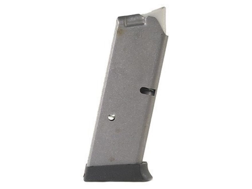 Smith & Wesson Magazine S&W CS40 40 S&W 7-Round Stainless Steel