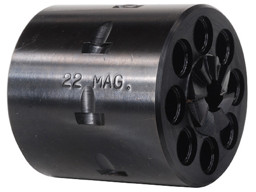 Story 8-Round Conversion Cylinder Ruger New Single Six 22 Winchester Magnum Rimfire (WM...