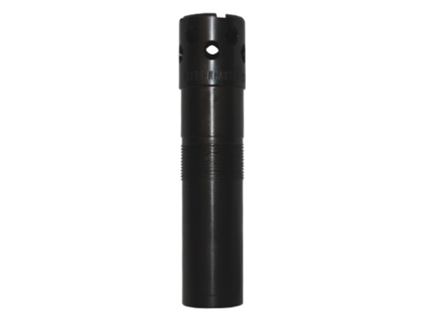 Patternmaster Ported Choke Tube Benelli Crio Plus 12 Gauge Stainless Steel Black