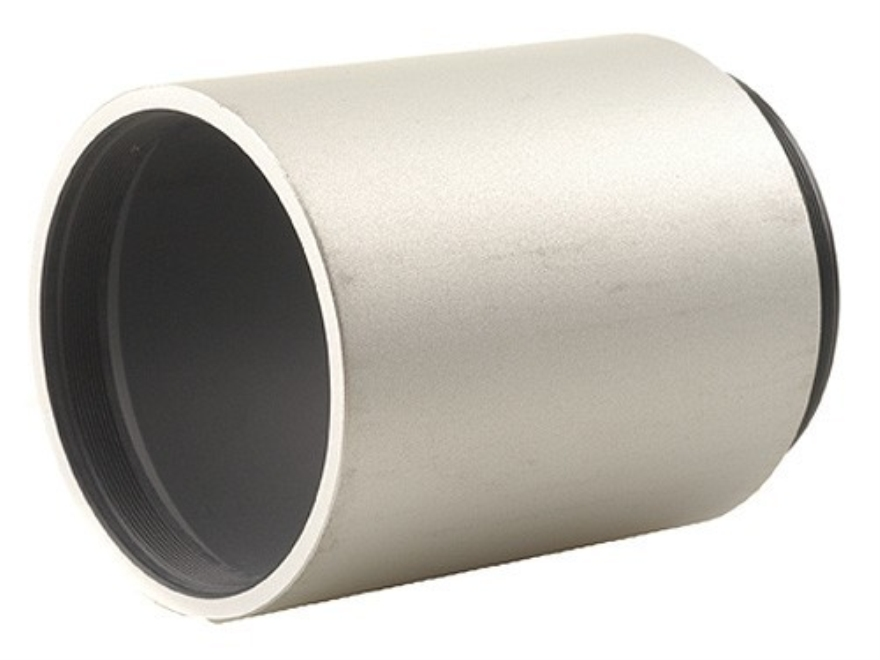"Leupold Alumina 2-1/2"" Sunshade (Pre-2004) 40mm Silver"