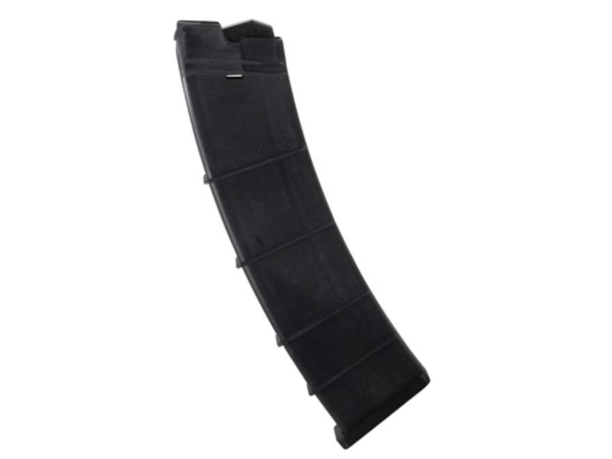 SGM Tactical Magazine Modified for R&R Magazine Well Saiga 12 Gauge 12-Round Polymer Black