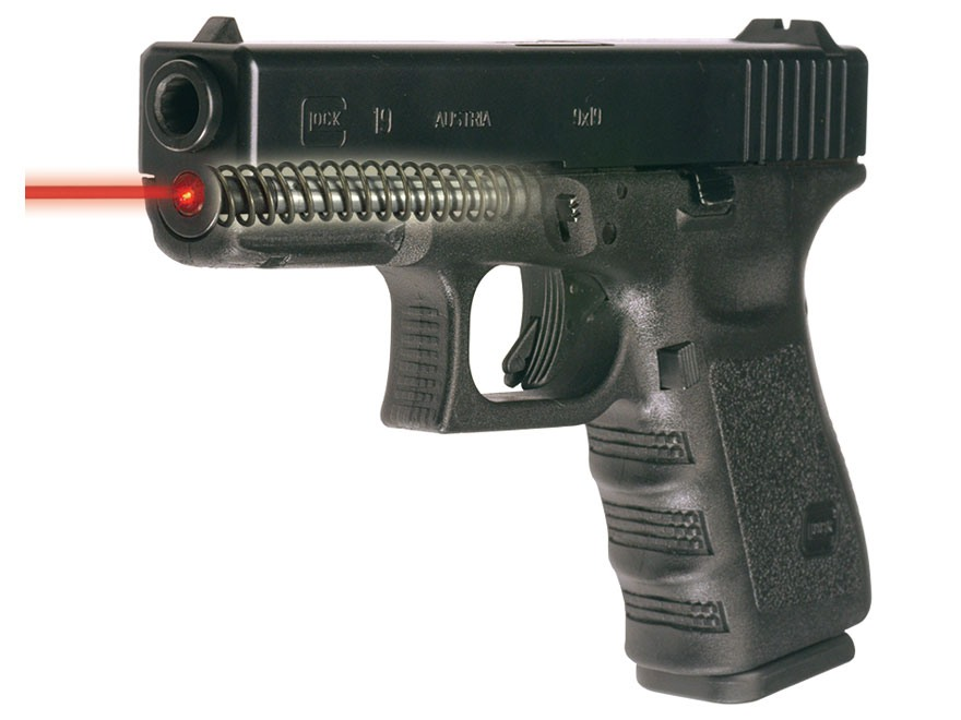 LaserMax Guide Rod Laser Sight Glock