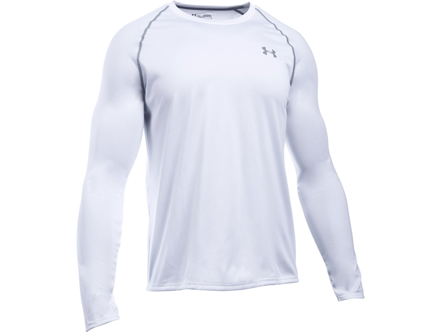 Under Armour Men's UA Tech Shirt Long Sleeve Polyester