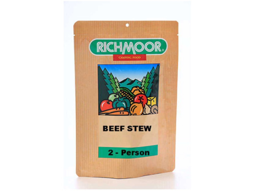 Richmoor Beef Stew Freeze Dried Meal 3.75 oz