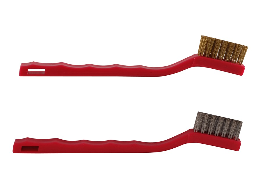 General Tools Gun Cleaning Brush Set (Brass, Stainless Steel)