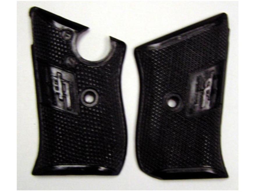 Vintage Gun Grips Hafdasa 22 Rimfire Polymer Black