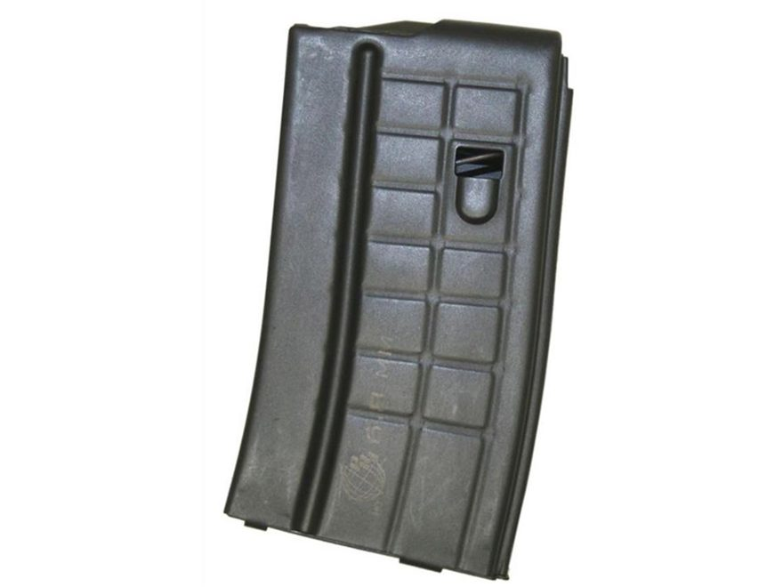 PRI Magazine AR-15 6.8mm Remington SPC Steel Black