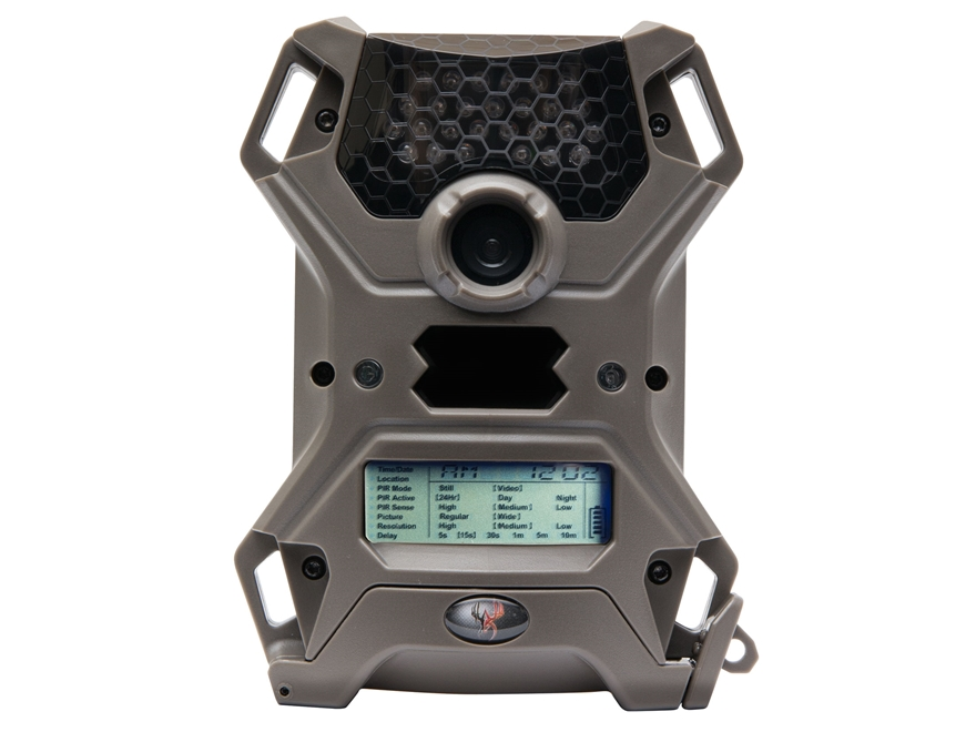 Wildgame Innovations Vision 12 Infrared Game Camera 12 Megapixel TRU Brown