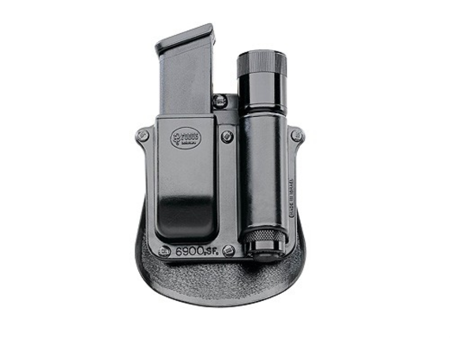 Fobus Paddle Flashlight and Magazine Carrier Surefire P-Series, HK, Glock 9mm Luger, 40...