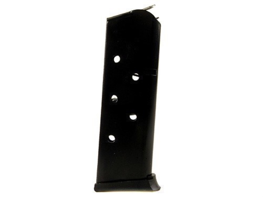 ProMag Magazine 1911 Officer 45 ACP 6-Round Steel Blue