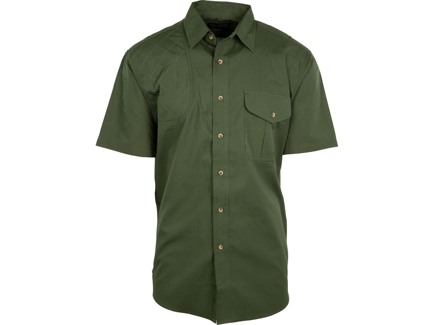 MidwayUSA Men's Lightweight Shooting Short Sleeve Shirt