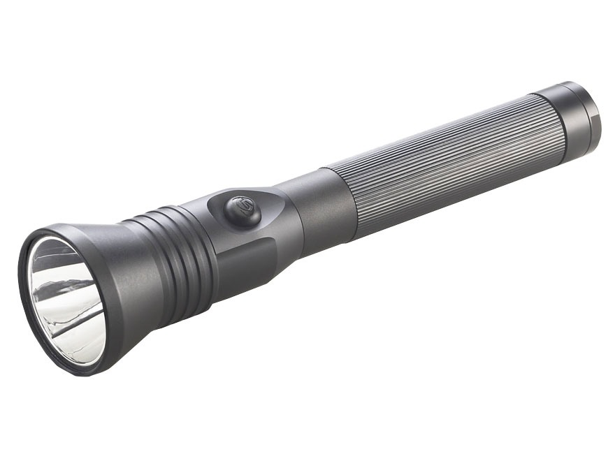 Streamlight Stinger Flashlight Dual Switch C4 LED HP (High Performance) and Two Charger...