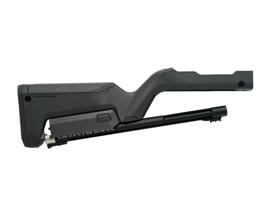Tactical Solutions X-Ring Barrel and Stock Combo Ruger 10/22 Takedown 22 Long Rifle .92...