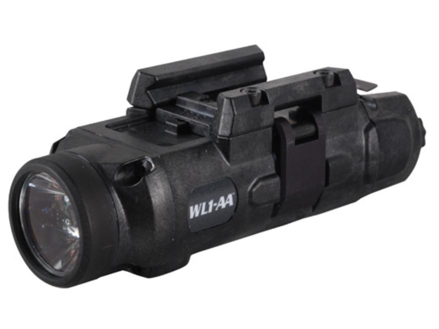 Insight Tech Gear WL1-AA Long Gun Tactical Illuminator Flashlight LED  Quick Release Ra...