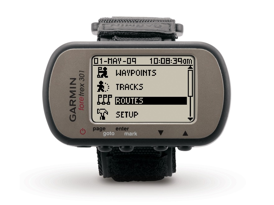 Garmin Foretrex 301 Wrist-Mounted GPS Unit