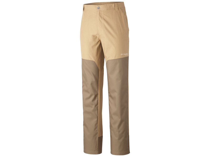 Columbia Men's Ptarmigan Upland Pants Cotton Canvas