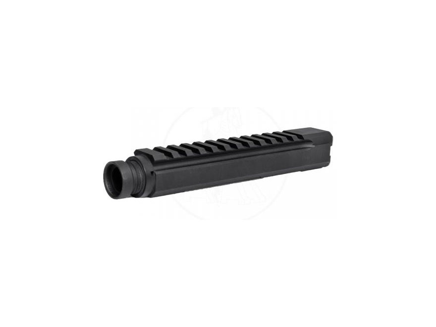 Troy Industries Picatinny Top Rail Gas Tube AK-47, AK-74 Aluminum Black