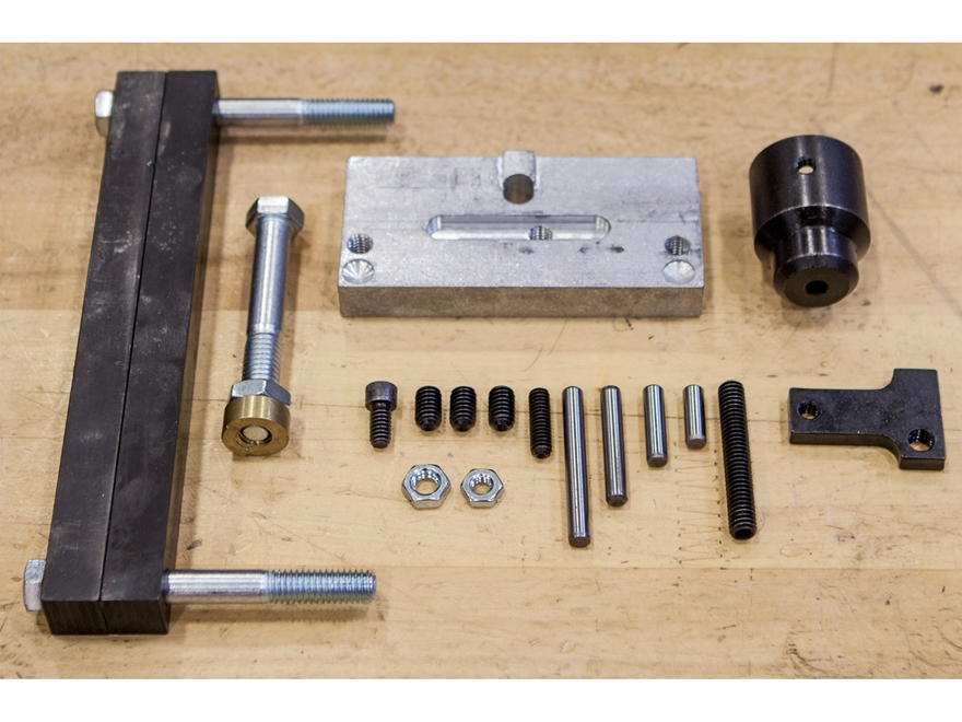 Power Custom AK-47 Barrel Installation and Removal Kit