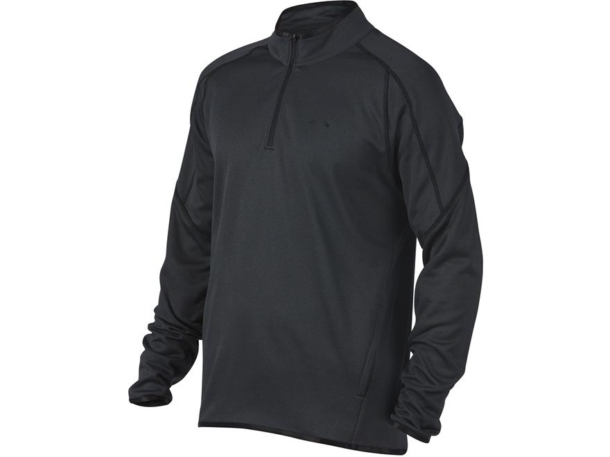 Oakley Men's Prime 1/4 Zip Shirt Long Sleeve
