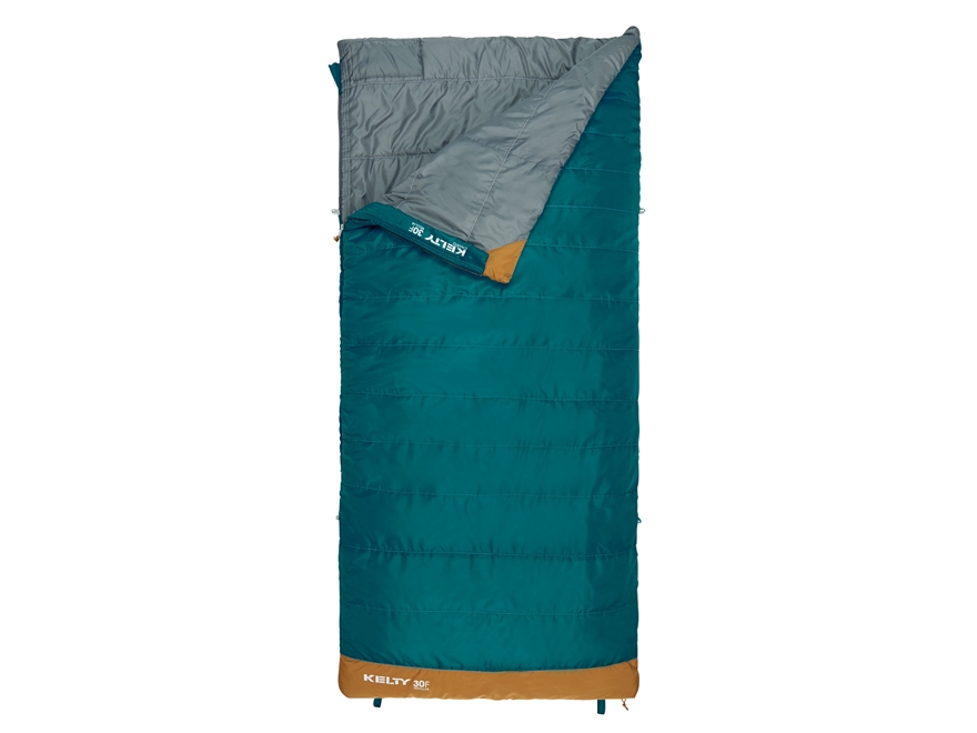 Kelty Callisto 30 degree Sleeping Bag Regular Polyester Deep Teal