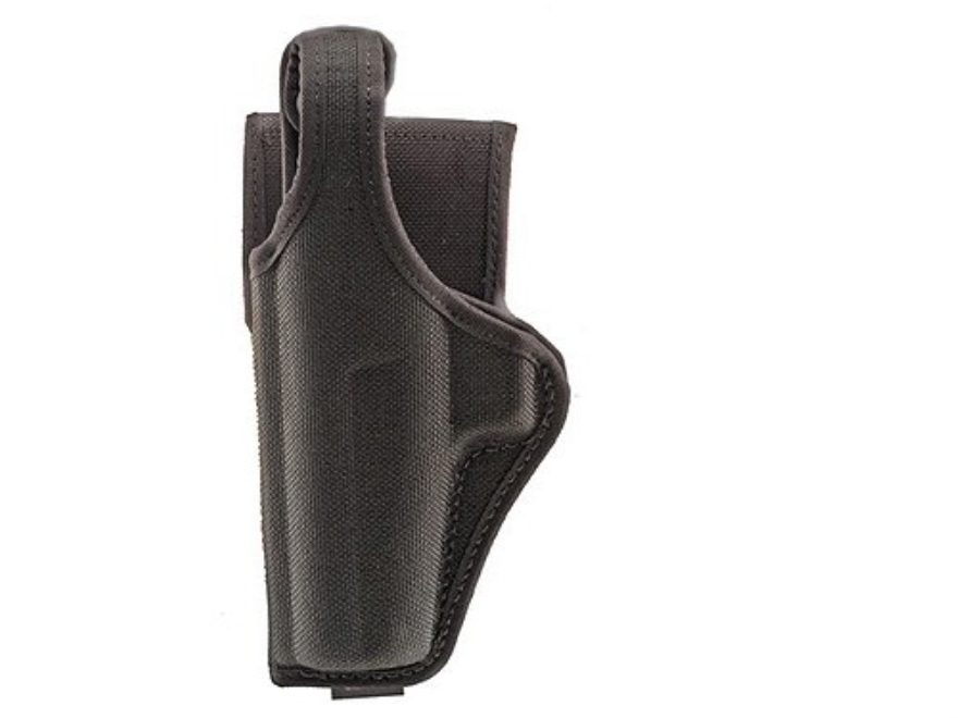 Bianchi 7115 AccuMold Vanguard Holster Left Hand Glock 17, 22 Nylon Black