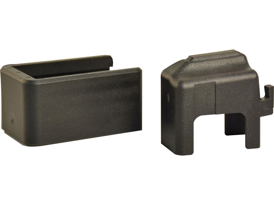 CZ Scorpion EVO 922R Compliant U.S. Made Magazine Base Pad and Follower Polymer Black