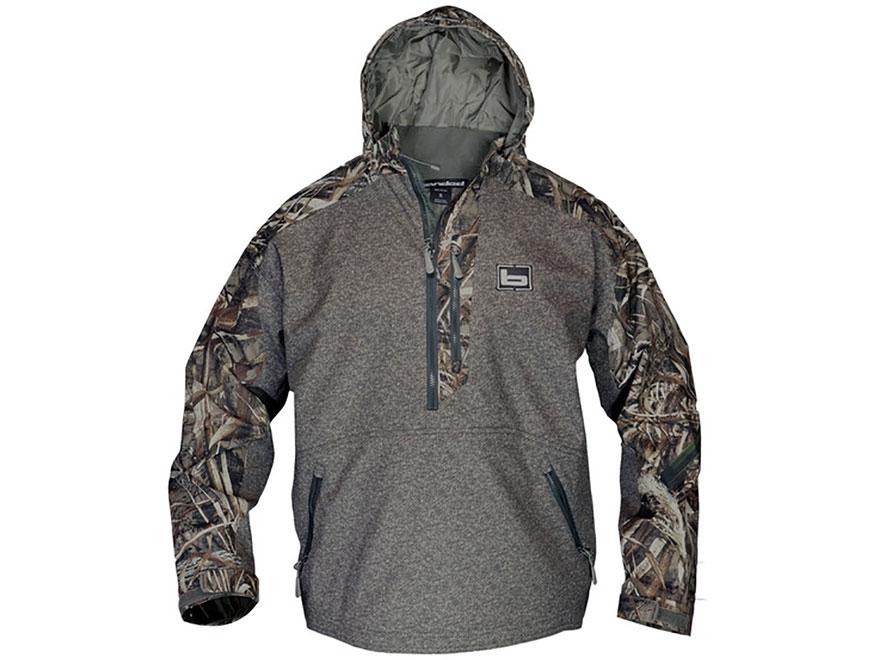 Banded Men's Tule Lake 1/4 Zip Pullover Polyester