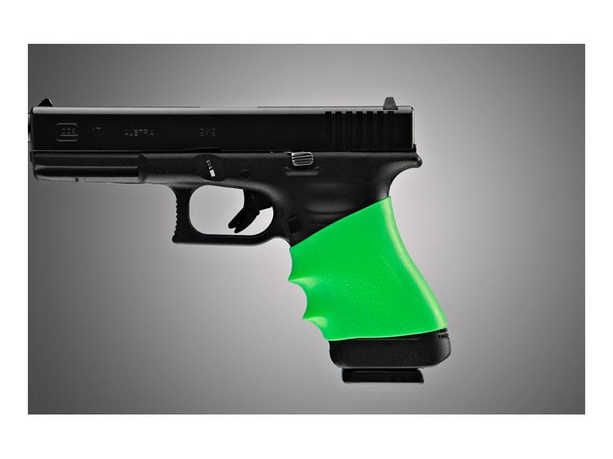 Hogue Handall Universal Slip-On Grip Sleeve Rubber