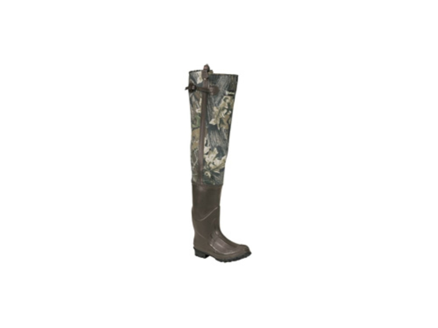 Lacrosse Canvas 3 Ply Uninsulated Canvas Hip Waders Mossy