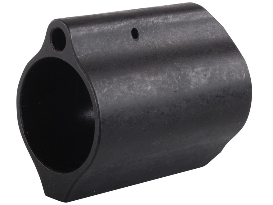 "Midwest Industries Low Profile Gas Block AR-15, LR-308 Bull Barrel .936"" Inside Diamete..."